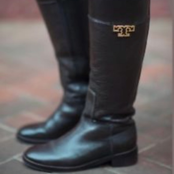 ba1de60cf882 Tory Burch Joanna Riding Boot. M 5a88dacb2c705d8191759bd0